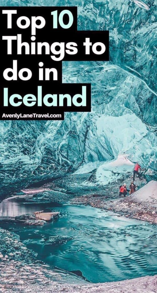10 Best Things to do in Iceland in Winter. Visiting Iceland's waterfalls was one of the best things we did in Iceland. Gullfoss was incredible! What was your favorite place to visit in Iceland? #iceland #icelandwinter #europetravel #waterfall