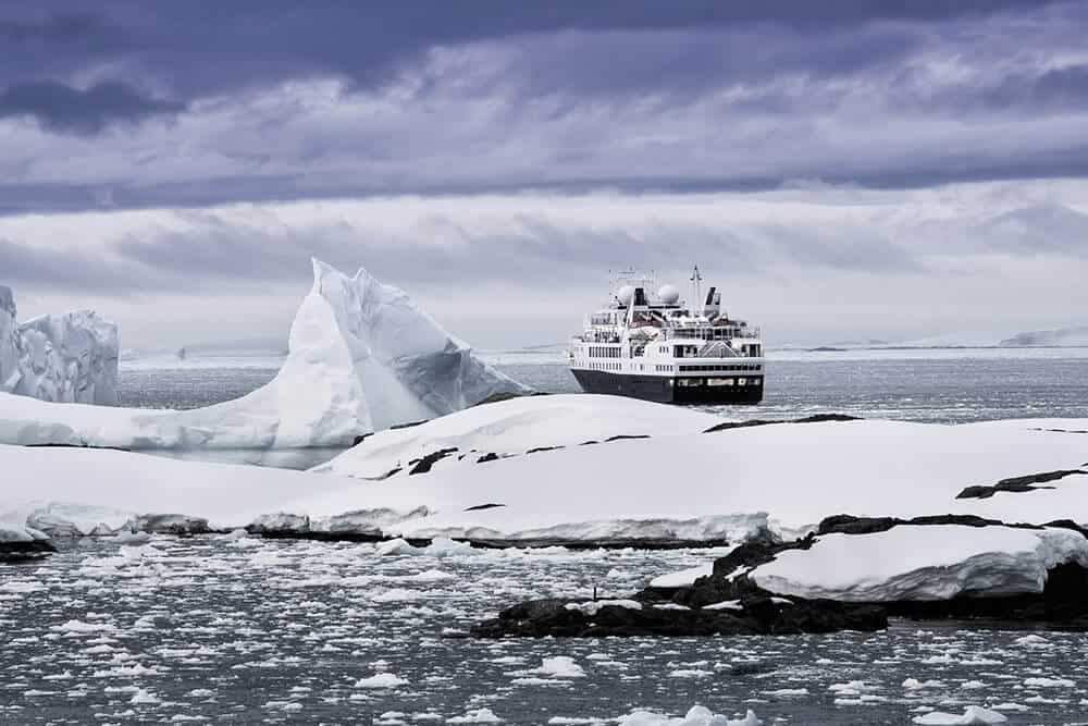 Antarctic Cruise! Why a cruise may be the best and cheapest way to see the world!