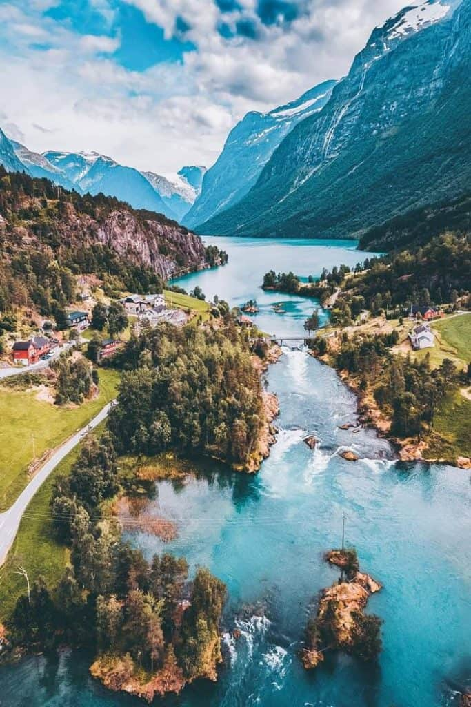 Photos of Norway