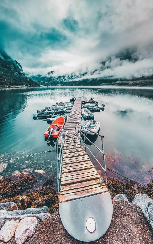 The best places to see in Norway!