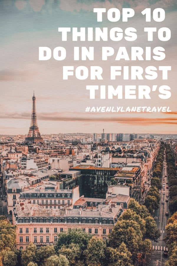 2 day Paris Itinerary for First Timer's! See the Best Places to visit in Paris in 2 days Want to find places to visit in Paris but only have two days?