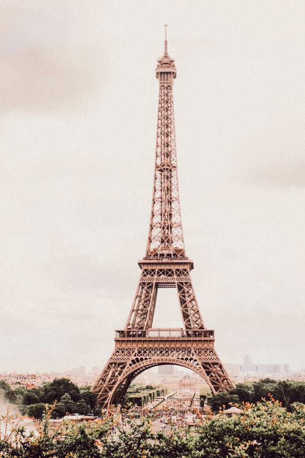 Paris Photography of the Eiffel Tower! 2 day Paris Itinerary