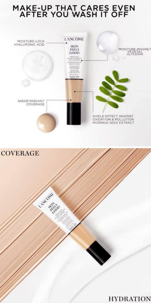 Lancome foundation reviews