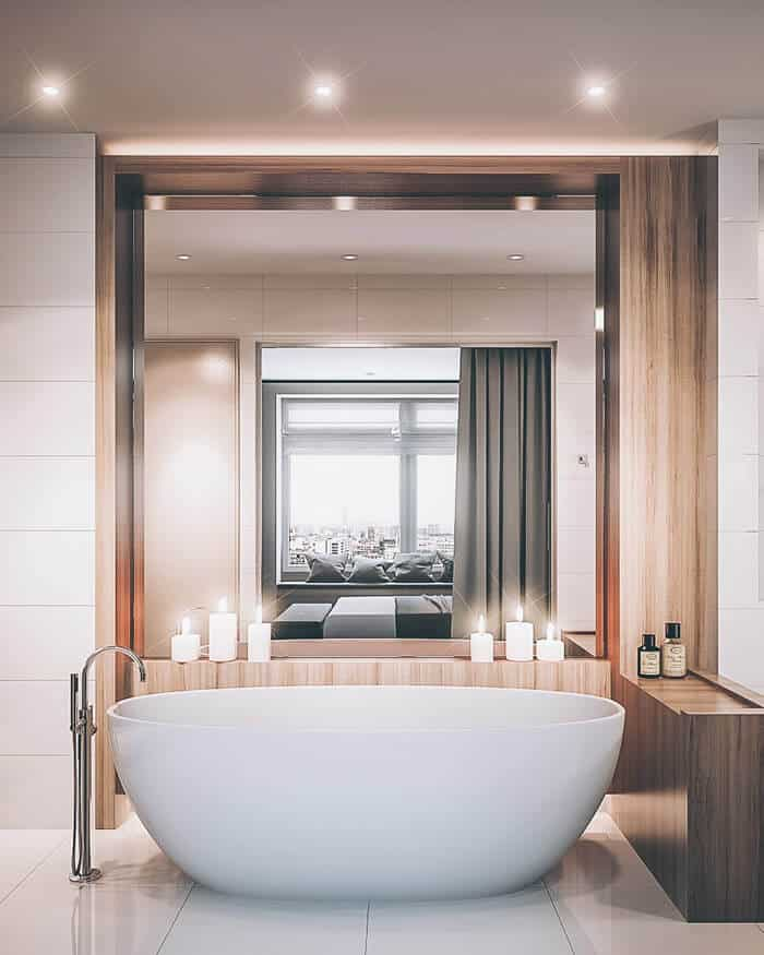 Dream Bathroom: Modern Master Bathroom Design Ideas For Your Dream Home