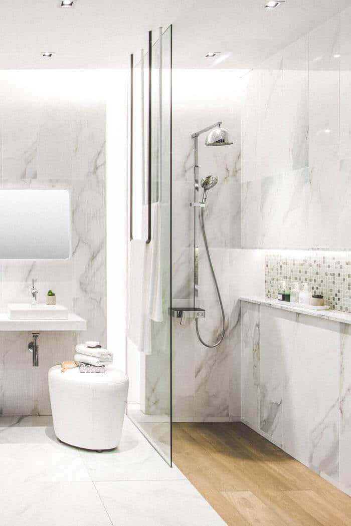 Modern Master Bathroom Shower Design Ideas for Your Dream Home.