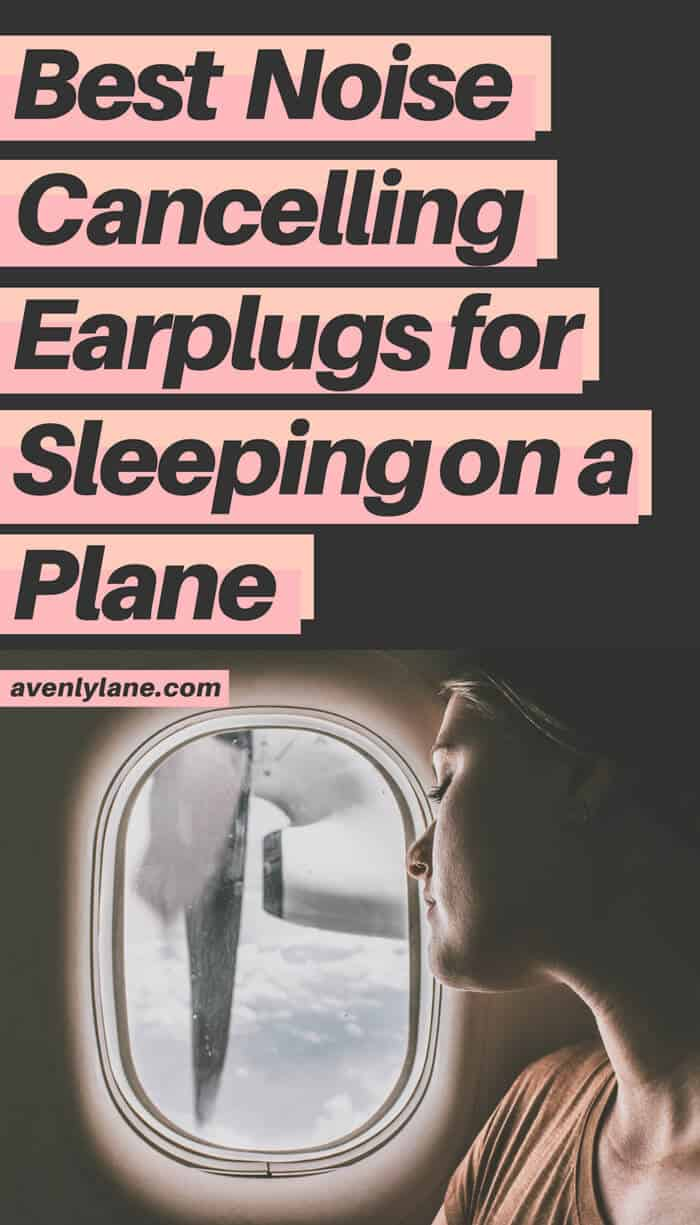 Best noise cancelling earplugs for sleeping!