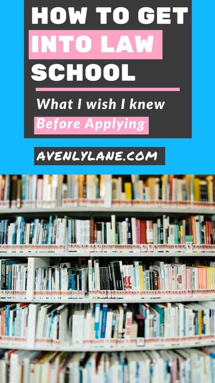Getting into law school - The best tips on how to get into law school.