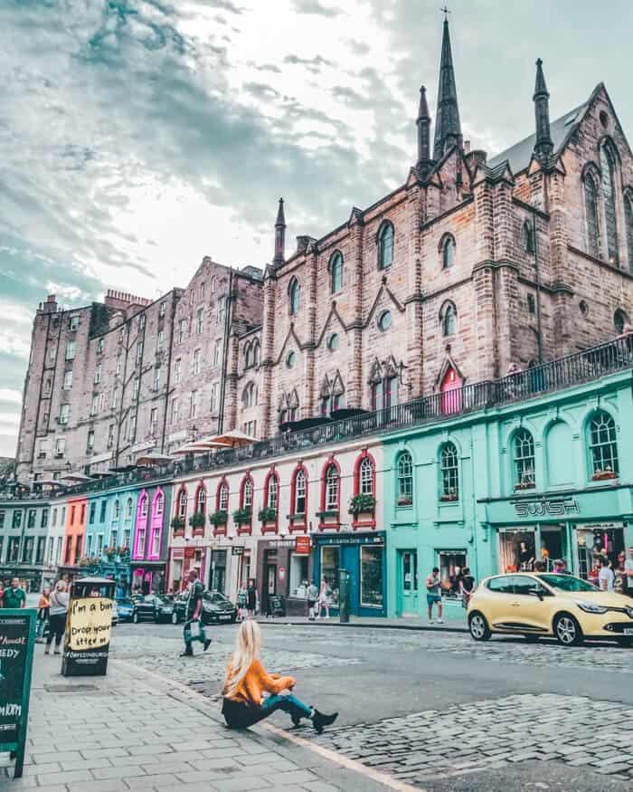 Edinburgh Scotland Photos