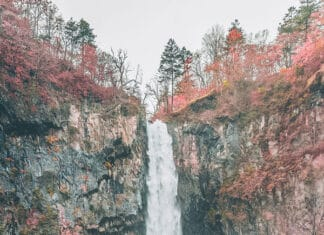 Japan Bucket List - Nachi Fall has to be on there!