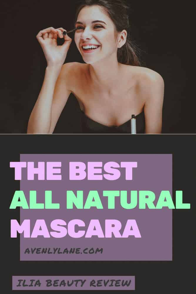 Best All Natural Mascara