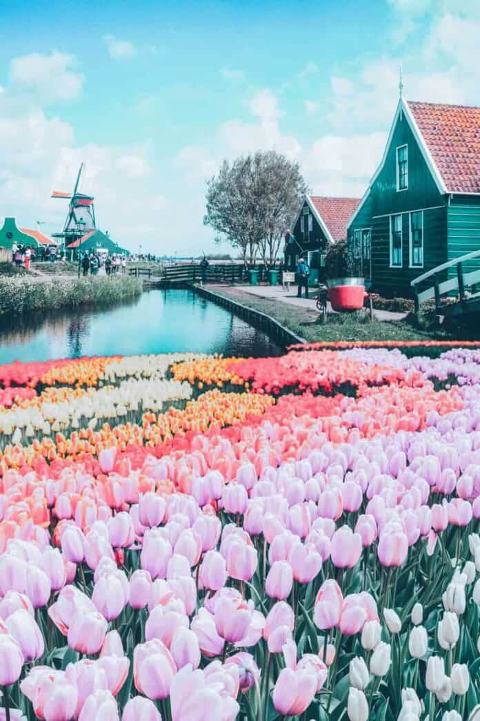 13 Most Beautiful Towns in The Netherlands! While most tourists only visit Amsterdam, it is in the smaller villages and cities that you can feel and experience the real Dutch lifestyle.