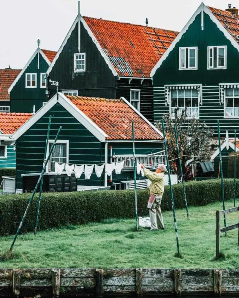 Marken Netherlands. Marken Netherlands. 13 Most Beautiful Towns in The Netherlands.