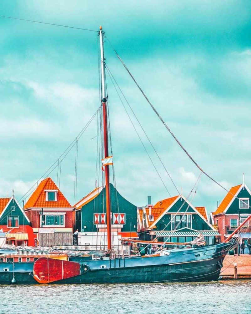 Volendam Netherlands - Best towns in the Netherlands