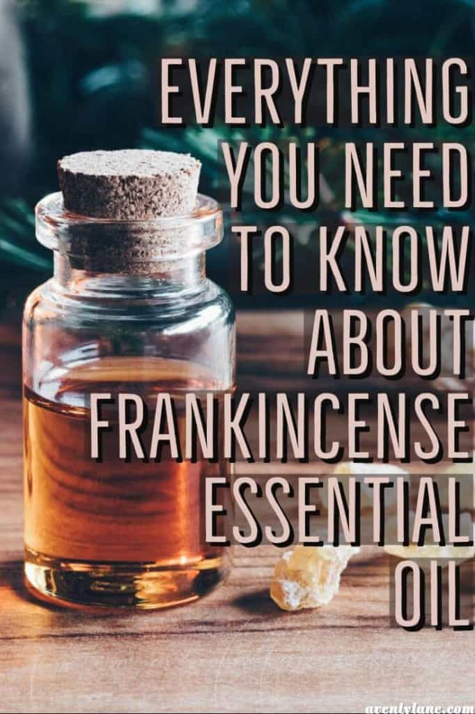 Frankincense Oil Uses You Never Knew Existed
