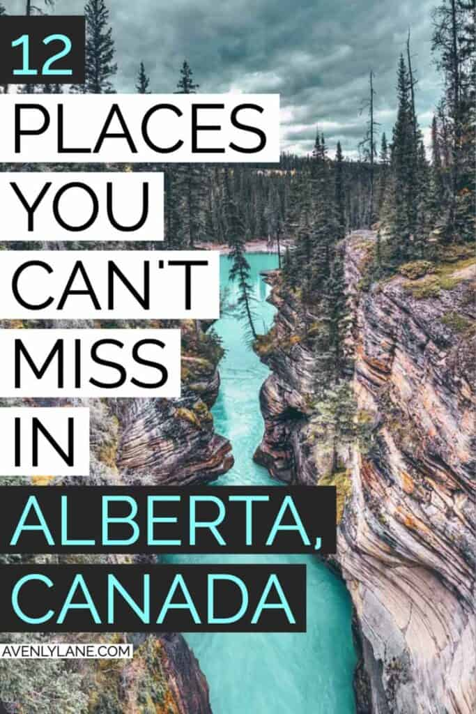 Top 10 Amazing Things To See And Do In Alberta, Canada!