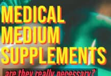 Medical Medium Supplements