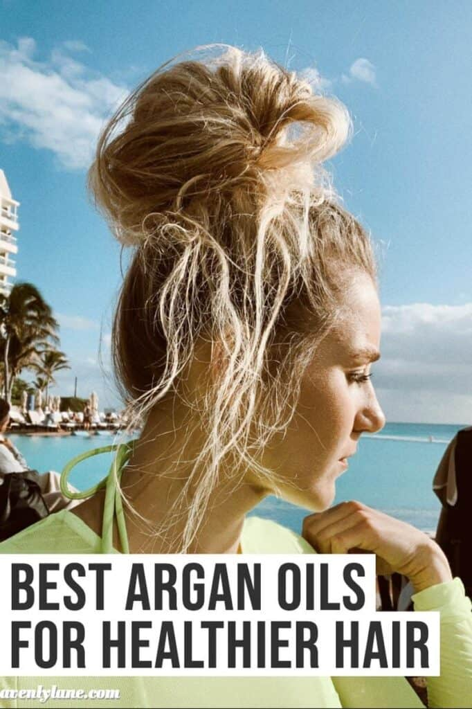 These are the BEST Argan Oils for Your Hair