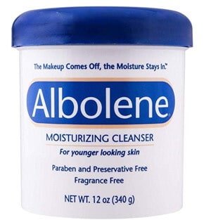 Albolene Moisturizing Cleanser for Sensitive Skin