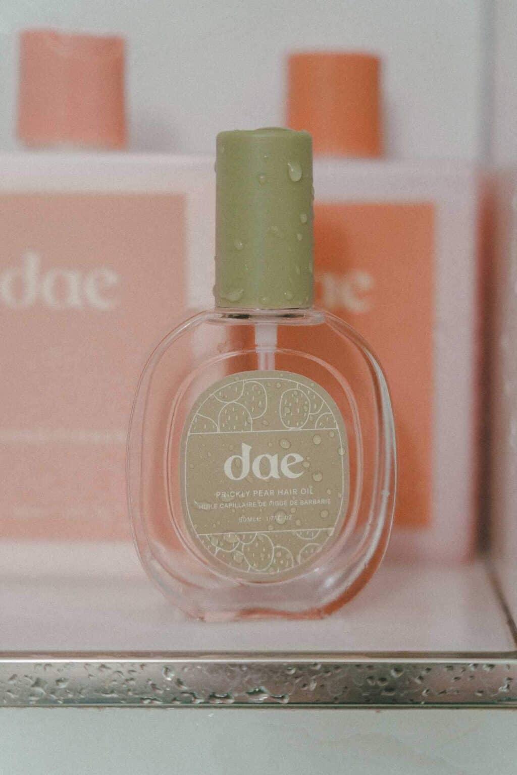 Prickly Pear hair oil